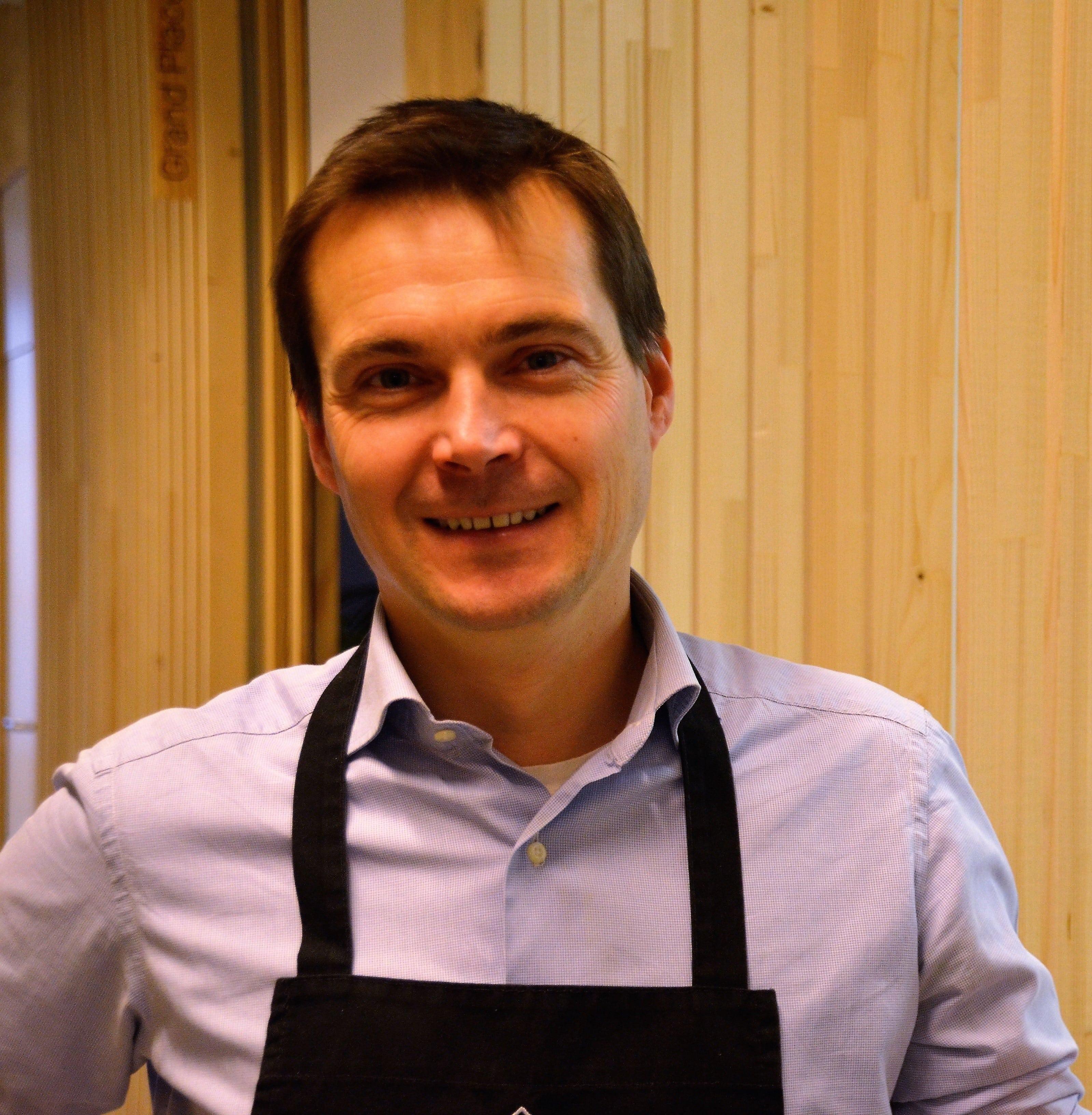 André Simonart, boulanger artisan belge
